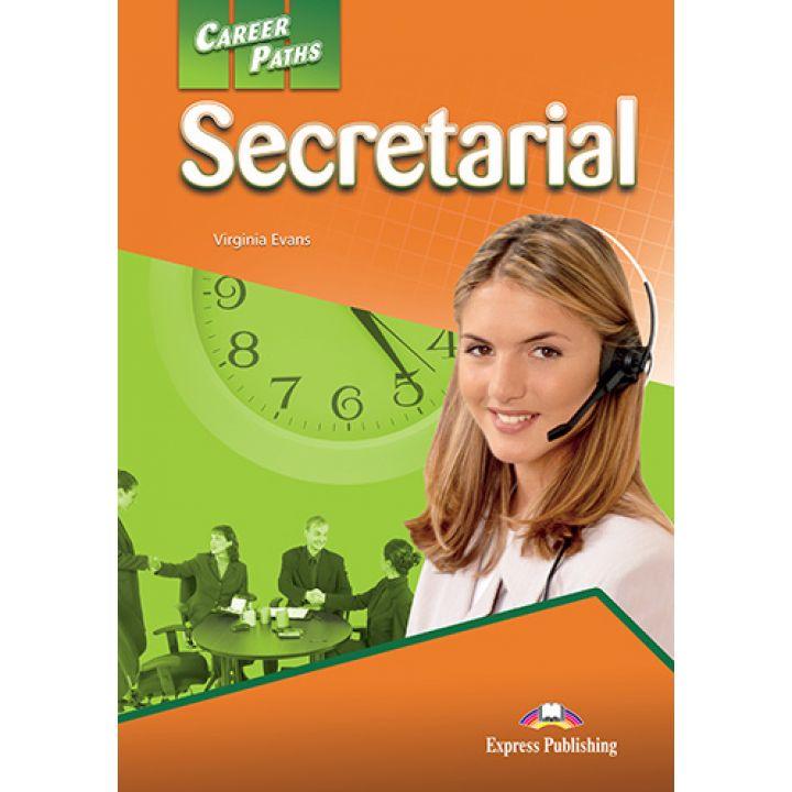CAREER PATHS SECRETARIAL STUDENT'S BOOK