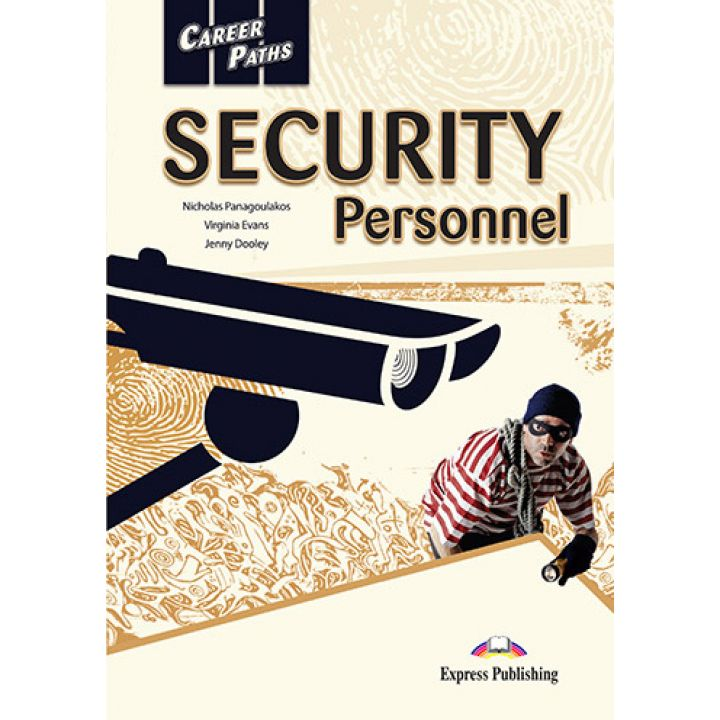CAREER PATHS SECURITY PERSONNEL STUDENT'S BOOK