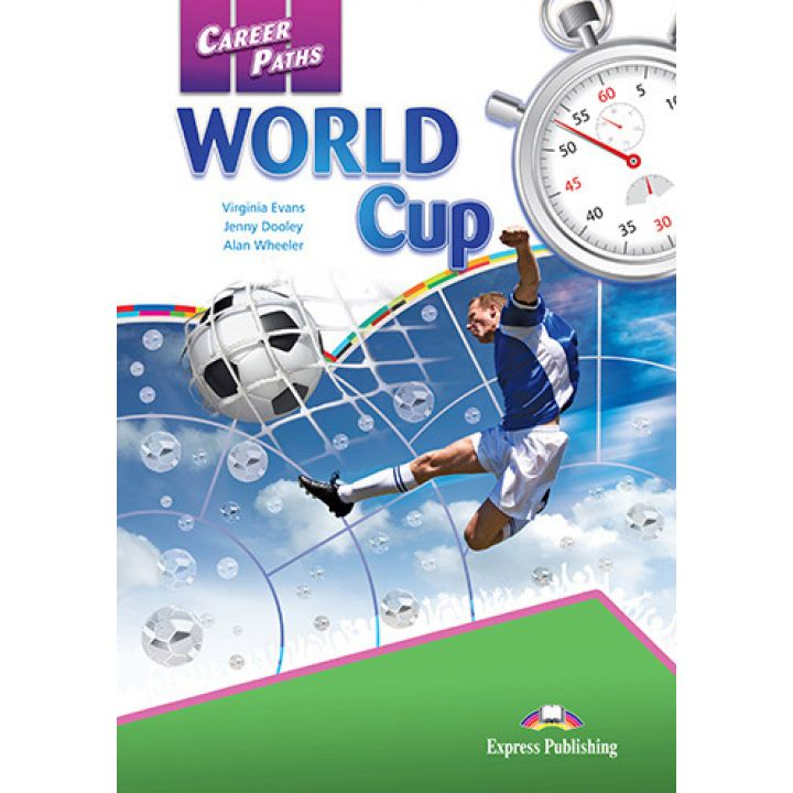 CAREER PATHS WORLD CUP STUDENT'S BOOK