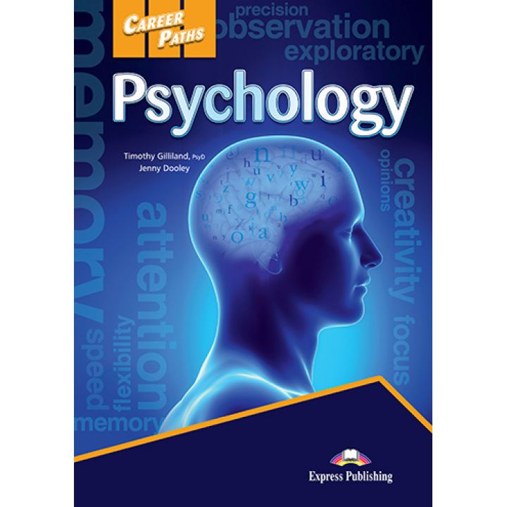 CAREER PATHS PSYCHOLOGY STUDENT'S BOOK