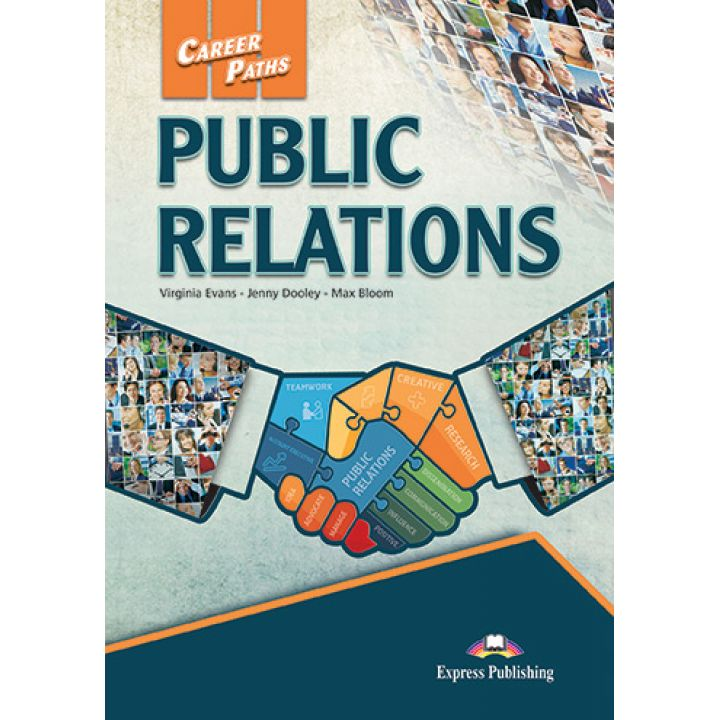 CAREER PATHS PUBLIC RELATIONS STUDENT'S BOOK