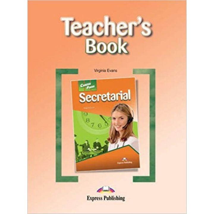CAREER PATHS SECRETARIAL TEACHER'S BOOK