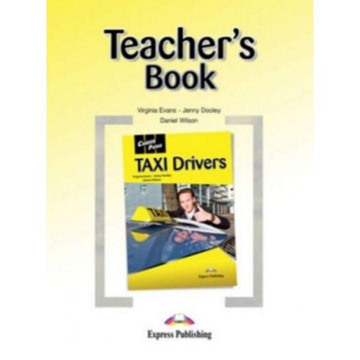 CAREER PATHS TAXI DRIVERS TEACHER'S BOOK