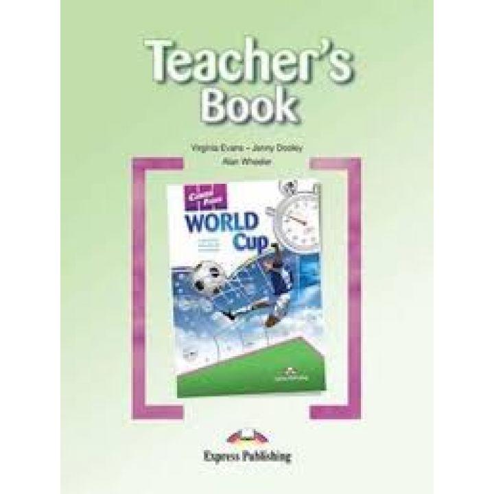 CAREER PATHS WORLD CUP TEACHER'S BOOK