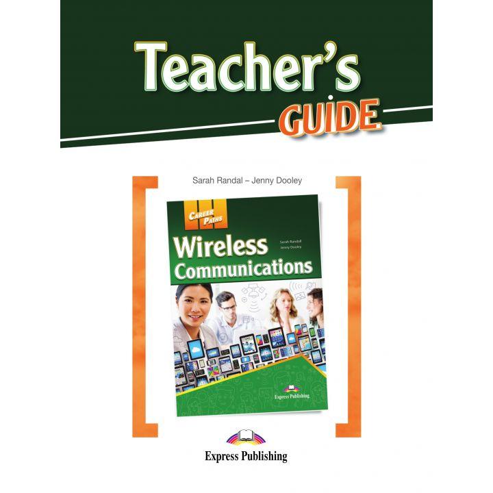 CAREER PATHS WIRELESS COMMUNICATIONS TEACHER'S GUIDE