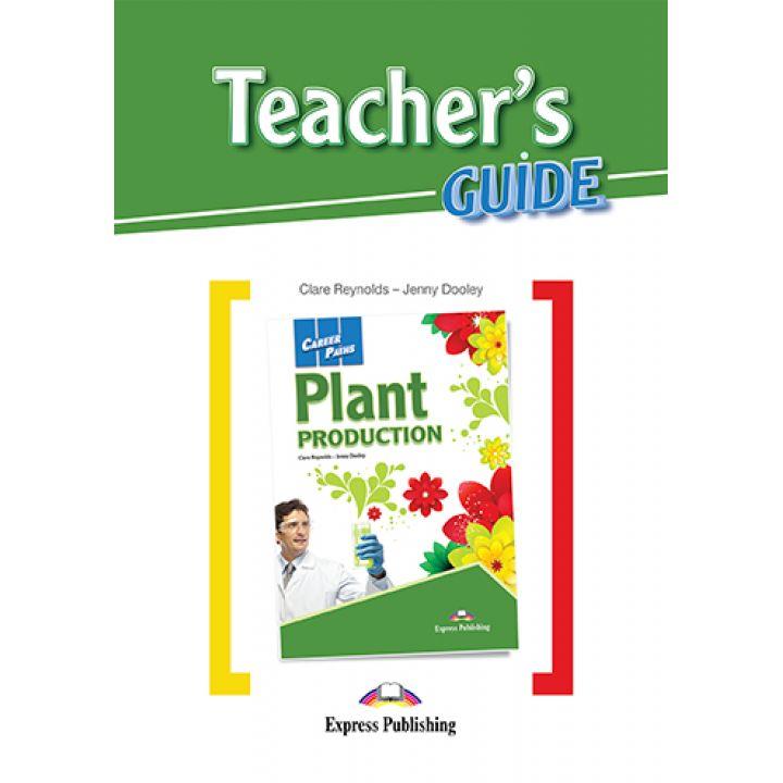 CAREER PATHS PLANT PRODUCTION TEACHER'S GUIDE