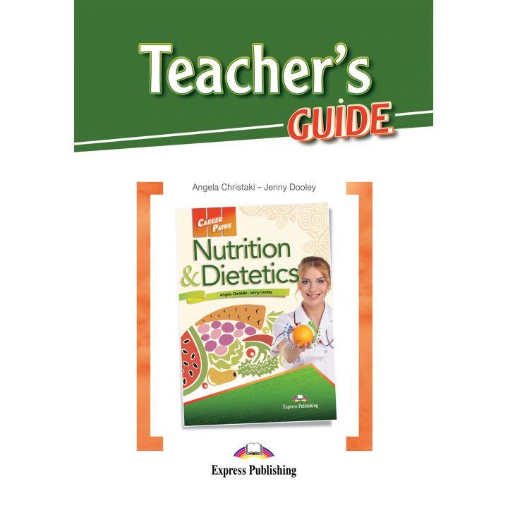 CAREER PATHS NUTRITION & DIETETICS TEACHER'S GUIDE