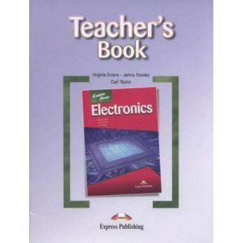 CAREER PATHS ELECTRONICS TEACHER'S BOOK