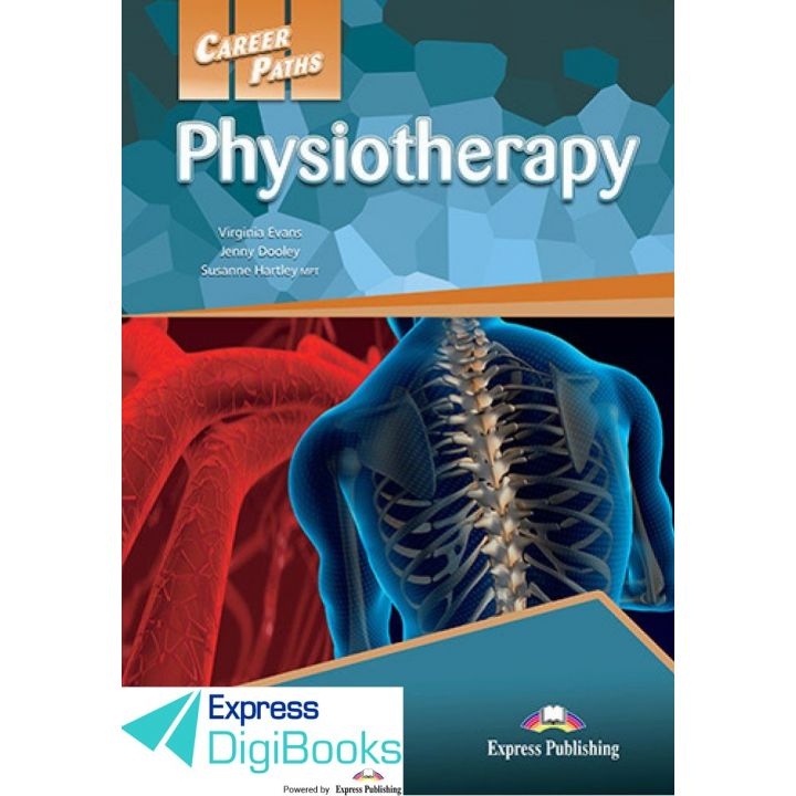 CAREER PATHS PHYSIOTHERAPY DIGIBOOK APPLICATION