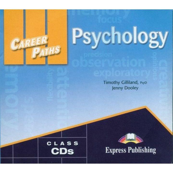 CAREER PATHS PSYCHOLOGY CLASS CDs (set of 2)