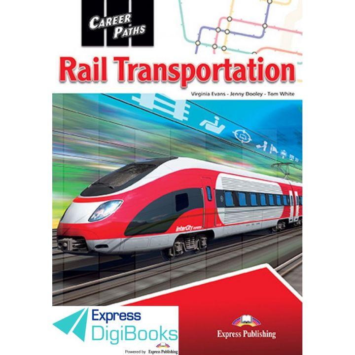 CAREER PATHS RAIL TRANSPORTATION DIGIBOOK APPLICATION
