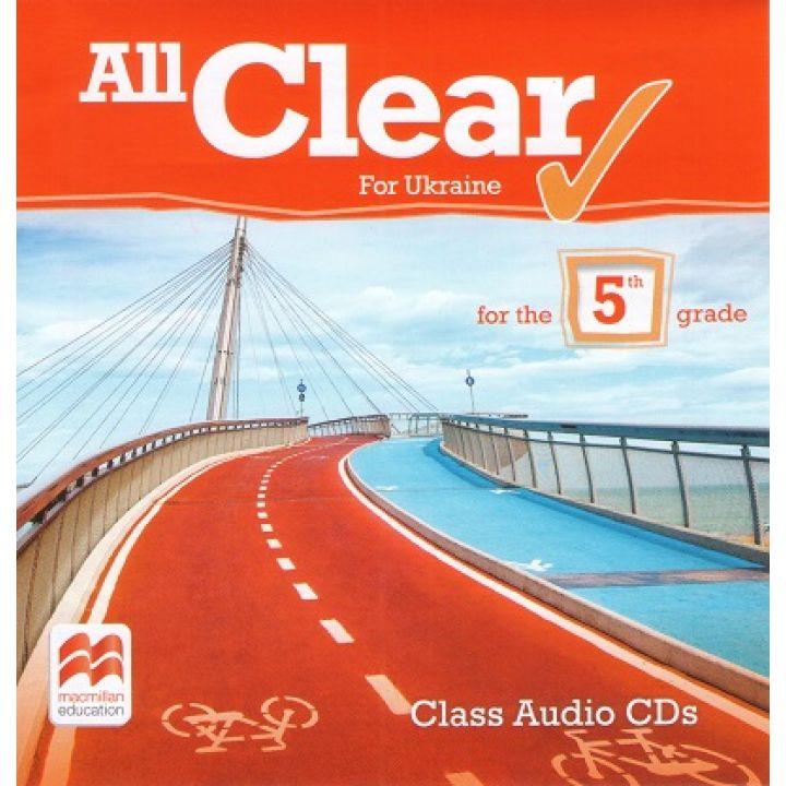 All Clear 1 Class Audio CD-R