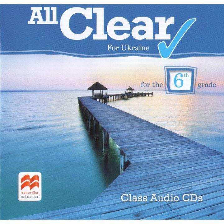All Clear 2 Class Audio CD-R