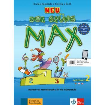 Der grüne Max 2 Neu, Lehrbuch
