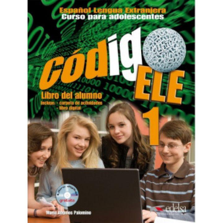 Codigo ELE 1 Libro del alumno + CD-ROM