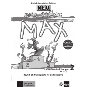 Der grüne Max 2 Neu, Lehrerhandbuch