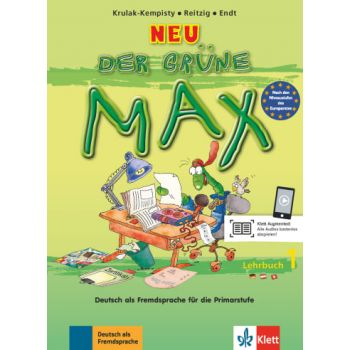 Der grüne Max 1 Neu, Lehrbuch
