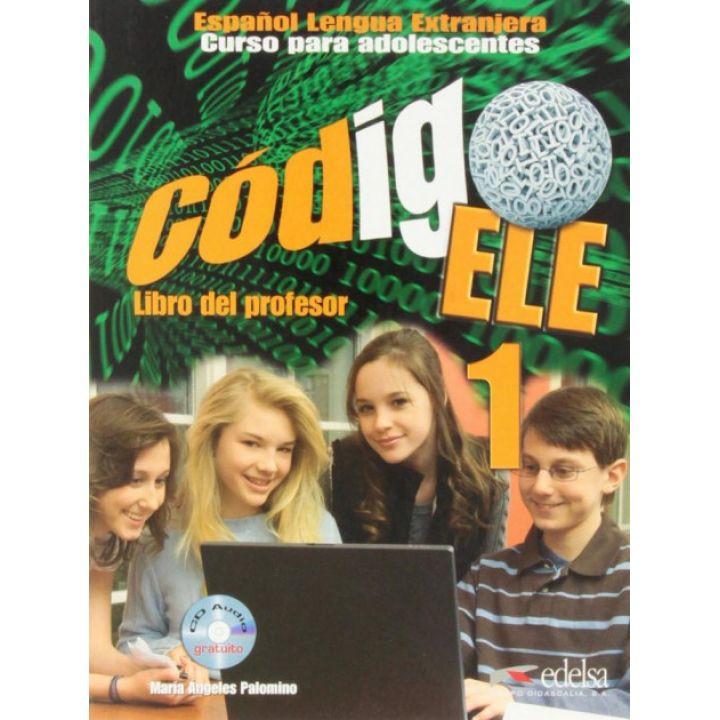 Codigo ELE 1 Libro del profesor + Audio CD