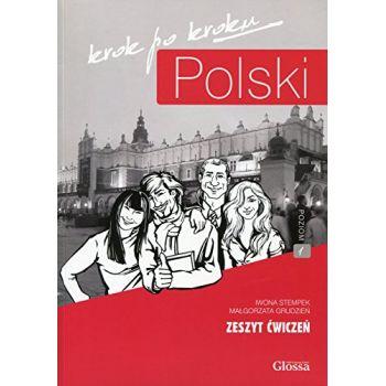 Polski, krok po kroku 1 Zeszyt ćwiczeń + Mp3 CD + e-Coursebook