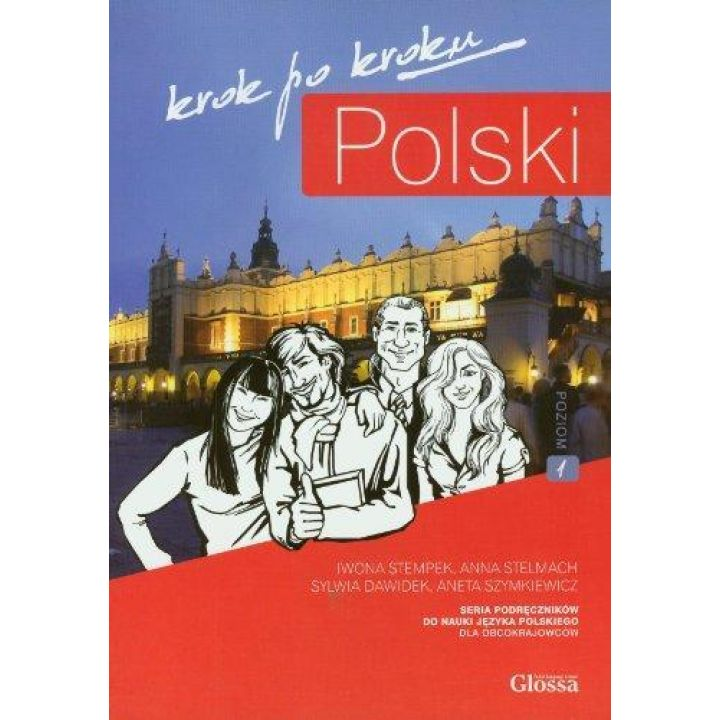 Polski, krok po kroku 1 Podręcznik + Mp3 CD + e-Coursebook