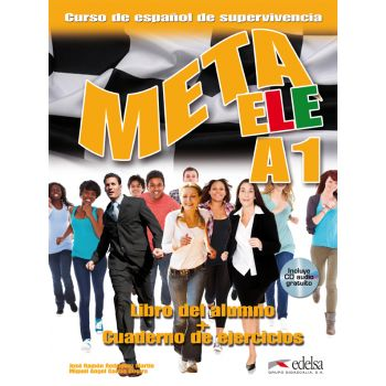 Meta ele A1 Libro del alumno + Cuaderno de ejercicios