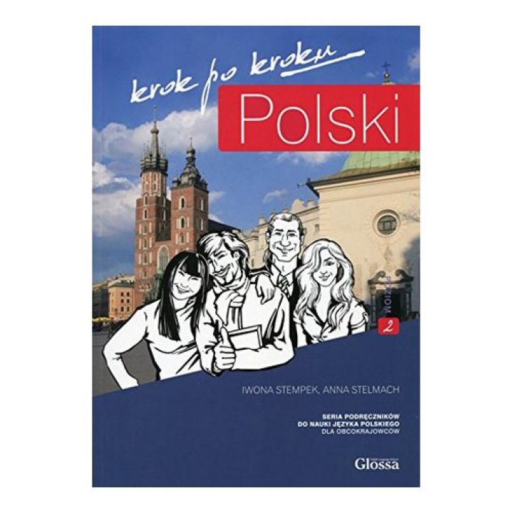 Polski, krok po kroku 2 Podręcznik + Mp3 CD + e-Coursebook