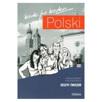 Polski, krok po kroku 2 Zeszyt ćwiczeń + Mp3 CD + e-Coursebook