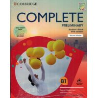 Complete Preliminary 2ED Student's Pack (SB w/o answers with Online Practice and WB w/o)