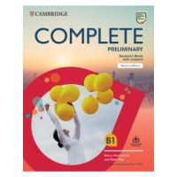 Complete Preliminary 2ED Student's Book with Answers with Online Practice