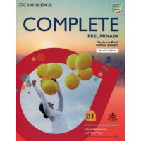 Complete Preliminary 2ED Student's Book without Answers with Online Practice