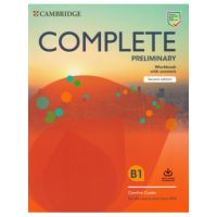 Complete Preliminary 2ED Workbook with Answers with Audio Download