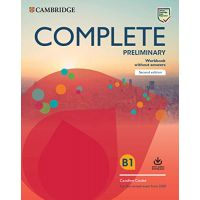 Complete Preliminary 2ED Workbook without Answers with Audio Download