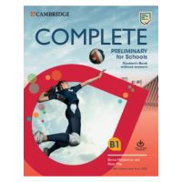 Complete Preliminary for Schools 2ED Student's Pack (SB w/o answers with Online Practice and WB w/o)