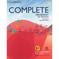Complete Preliminary for Schools 2ED Workbook without Answers with Audio Download