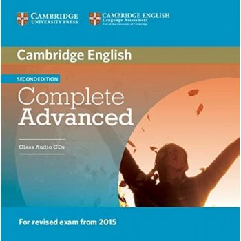 Complete Advanced 2ED Class Audio CDs