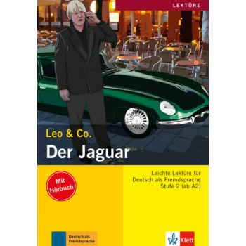 Der Jaguar Buch mit Audio-CD