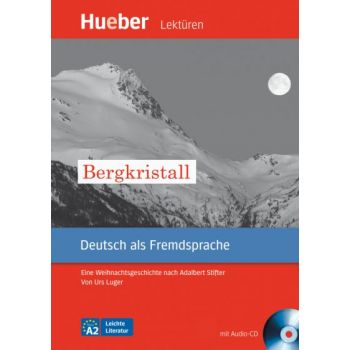 Bergkristall Leseheft mit Audio-CD