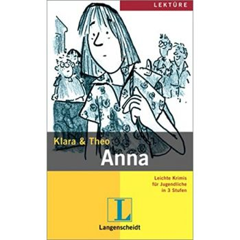 Anna Stufe 3 Buch + Mini-CD