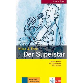 Der Superstar Stufe 1 Buch + Mini-CD