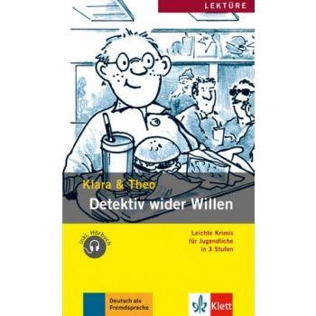 Detektiv wider Willen Stufe 1 Buch + Mini-CD