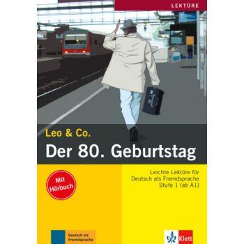 Der 80. Geburtstag Buch mit Audio-CD