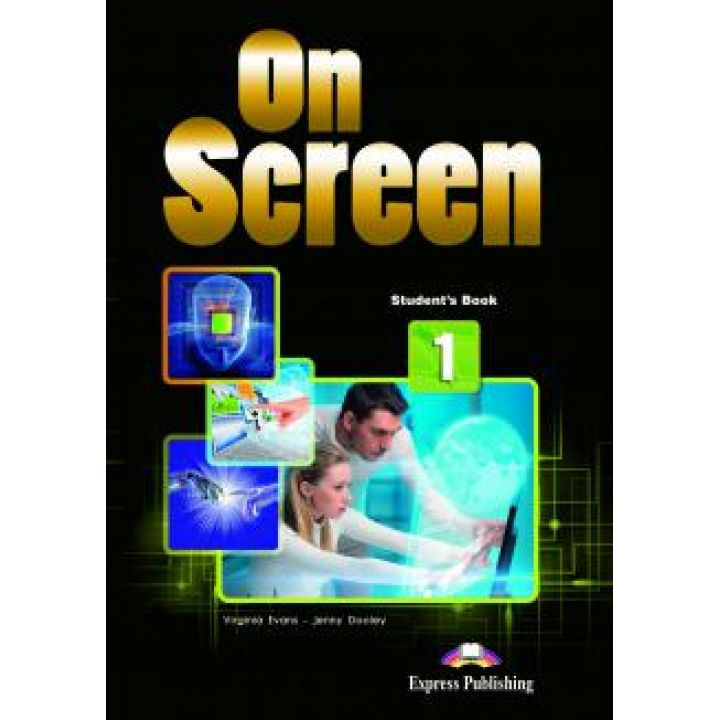 ON SCREEN 1 STUDENTS BOOK INTERNATIONAL