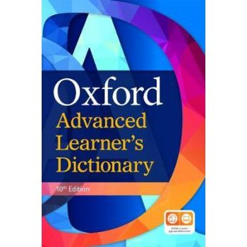 Oxford Advanced Learner's Dictionary OALD 10th Edition: Paperback (with 1 year's access to both premium online and app)