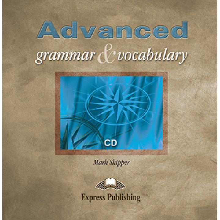 Advanced Grammar and Vocabulary Class CD