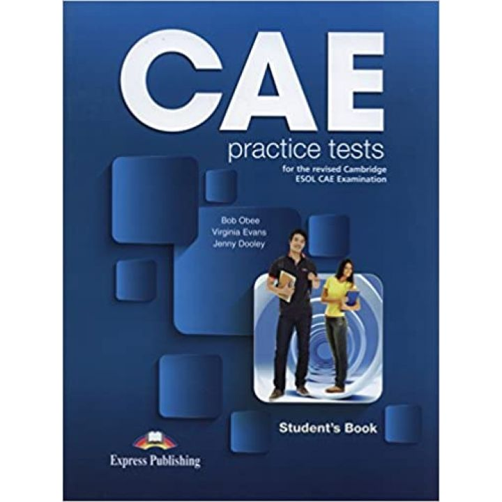 CAE PRACTICE TESTS Student's Book