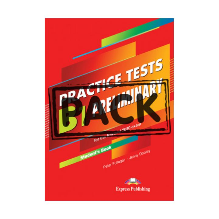 PRACTICE TESTS B1 PRELIMINARY Student's Book with DigiBooks App