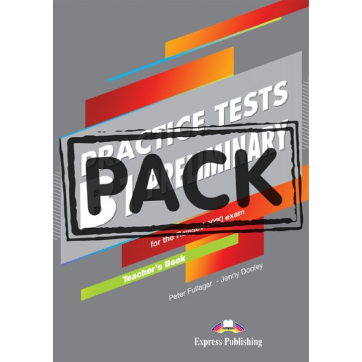 PRACTICE TESTS B1 PRELIMINARY with DigiBooks App