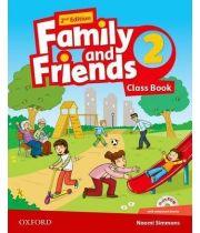FAMILY & FRIENDS 2ED 2 CLASS BOOK