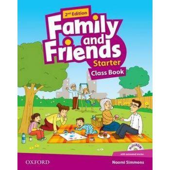FAMILY & FRIENDS 2ED STARTER CLASS BOOK