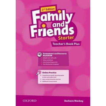 FAMILY & FRIENDS 2ED STARTER TEACHER'S BOOK PLUS PACK